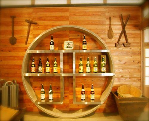 西の関 萱島酒造有限会社