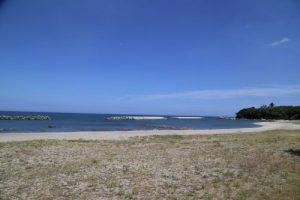 黒津崎海岸