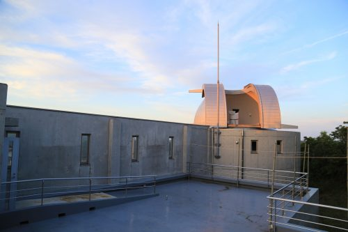梅園の里天文台 天球館