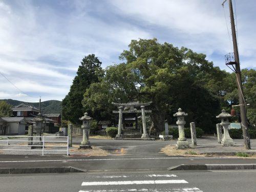 椿八幡神社