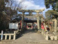 櫻八幡神社外観
