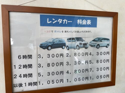 野田石油店